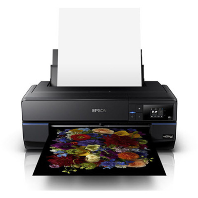 Epson SureColor P800 Printer As an artist, you have the unique ability to inspire change. You have the responsibility to remind us of our past, while making us excited for our future. At Epson, we understand the importance of what you do.
